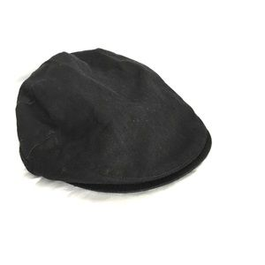 Stetson Newsboys Lined Cap Hat Large
